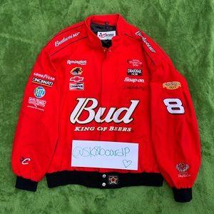 Chase Authentics Vintage Budweiser Jacket